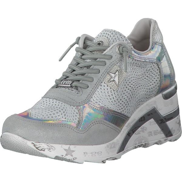 Cetti Damen Sneaker C1143 grau