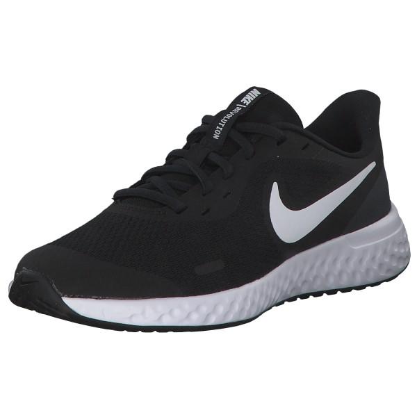 Nike Revolution 5 Kinder Sportschuh BQ5671-003 schwarz