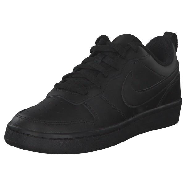 Nike Court Borough Low 2 Kinder Sportschuh BQ5448-001 schwarz
