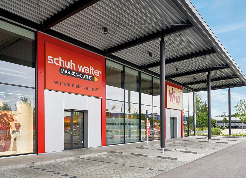 cheaper d1f09 cc9e0 Schuh Walter Brunnthal | Filialen | Schuh Walter Marken-Outlet