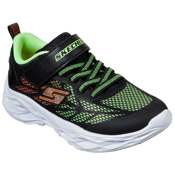 Skechers Vortex Flash 400030L BKLM Schwarz/Lime