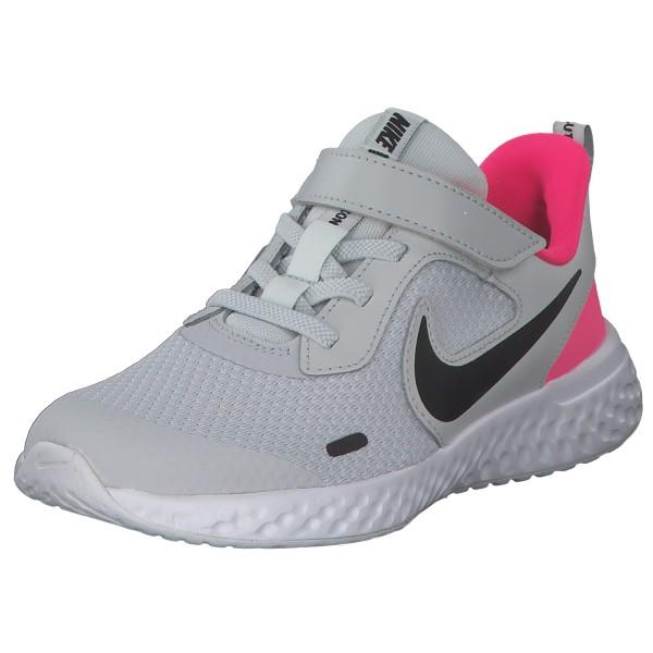 Nike Revolution 5 Kinder Sportschuh BQ5672-010 grau
