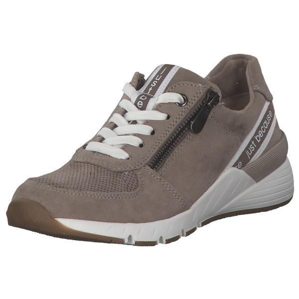 Marco Tozzi Damen Sneaker 2-2-23739-35/344 Braun