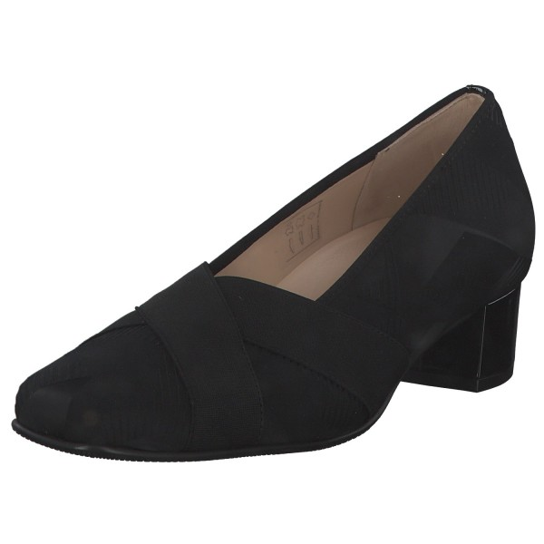 Hassia Evelyn Damen Pumps 0-303318-0100 schwarz